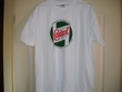 Castrol T shirt white  medium
